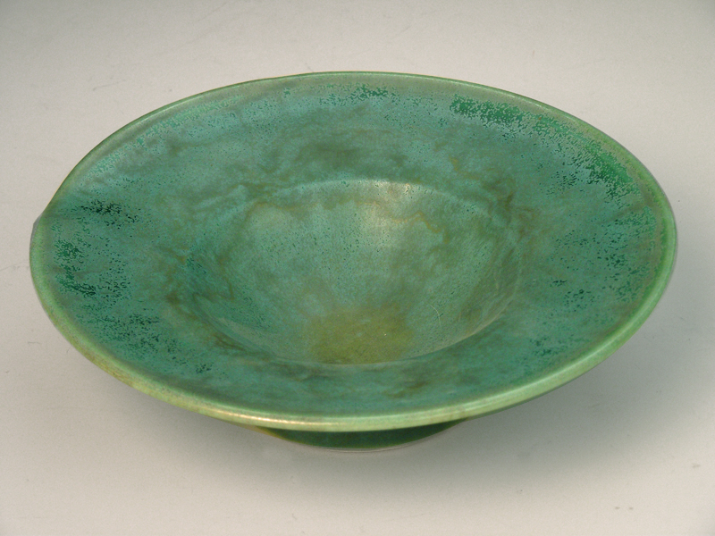 Ancient Green Ash Wednesday Bowl