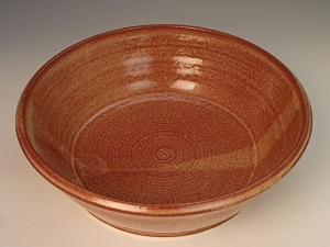 Nutmeg Foot Washing Bowl
