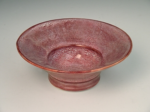 Speckled Pink Ash Wednesday Bowls